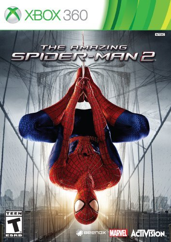 Xbox 360 Amazing Spider Man 2