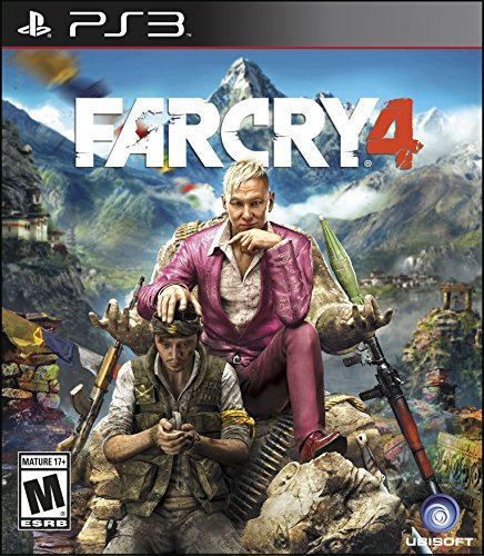 Ps3 Far Cry 4 Far Cry 4