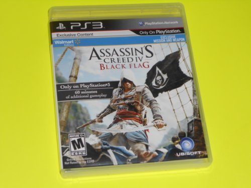 Ps3 Assasin's Creed 4 Black Flag