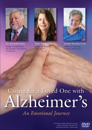 Caring For A Loved One With Alzheimer's An Emotional Journey