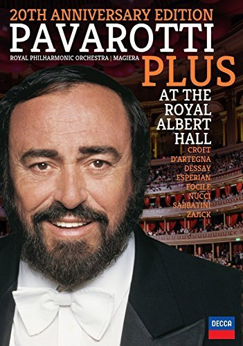 Luciano Pavarotti Pavarotti Plus Live From The Royal Albert Hall Pavarotti Plus Live From The Royal Albert Hall
