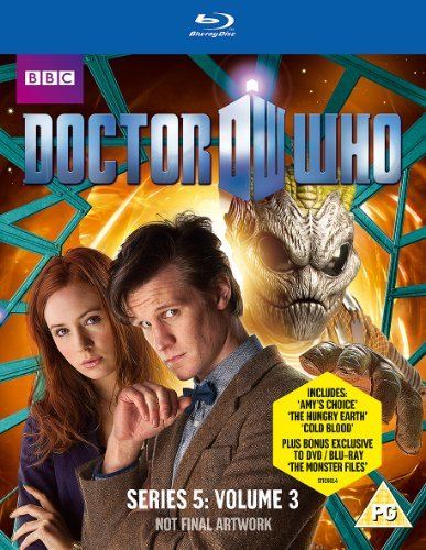 Doctor Who Series 5 Vol. 3 Blu Ray