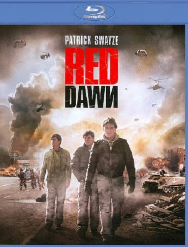 Red Dawn (1988) Swayze Sheen Stanton