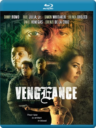 Vengeance Romano Julia Blu Ray