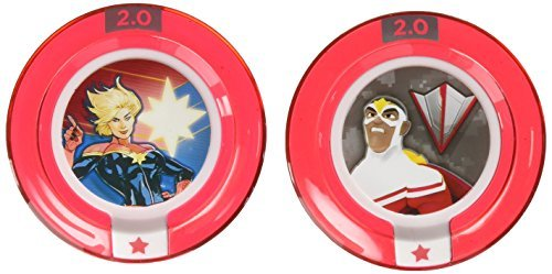 Disney Infinity 2.0 Infinity Power Disc Rare Pack Marvel Super Heroes