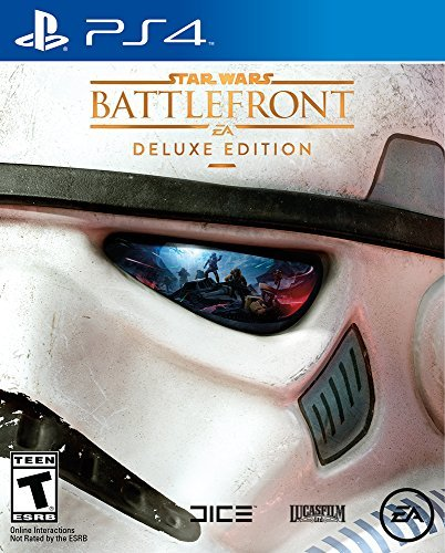 Ps4 Star Wars Battlefront Deluxe Edition Star Wars Battlefront Deluxe Edition