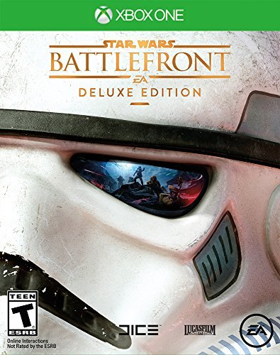 Xbox One Star Wars Battlefront Deluxe Edition Star Wars Battlefront Deluxe Edition
