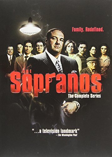 Sopranos The Complete Series DVD