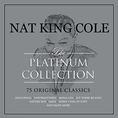 Nat King Cole Platinum Collection Import Gbr 3 CD