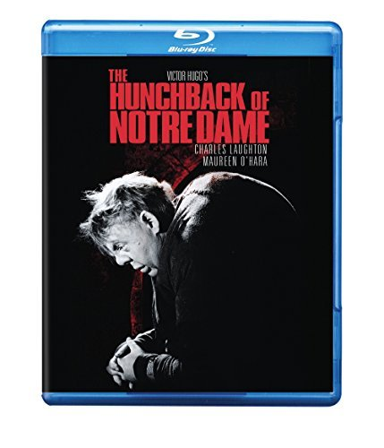 Hunchback Of Notre Dame (1939) Laughton O'hara Blu Ray Nr