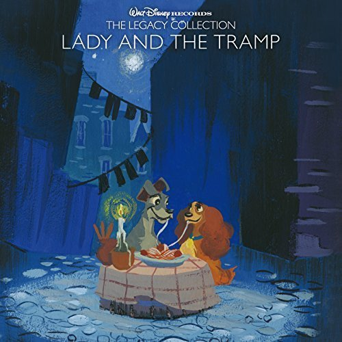 Walt Disney Records Legacy Collection Lady And The Tramp Lady & The Tramp