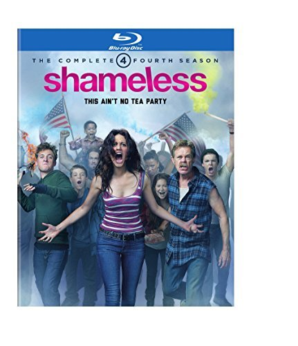 Shameless Season 4 Blu Ray