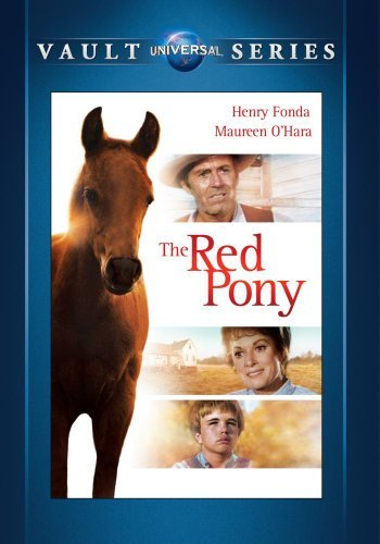 Red Pony Red Pony Made On Demand