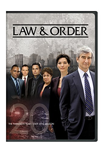 Law & Order Season 20 DVD