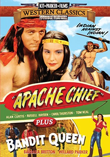 Apache Chief Bandit Queen Double Feature DVD Nr