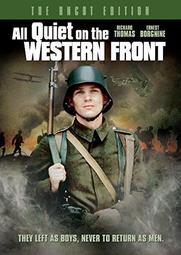 All Quiet On The Western Front (1979) Thomas Borgnine Pleasence DVD Nr