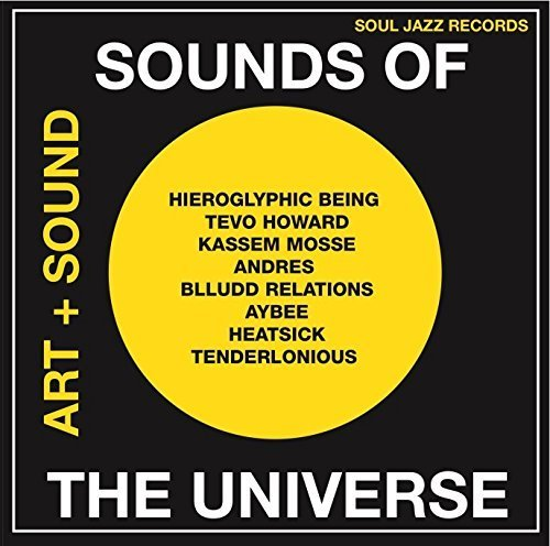 Soul Jazz Records Presents Sounds Of The Universe 1 Sounds Of The Universe 1