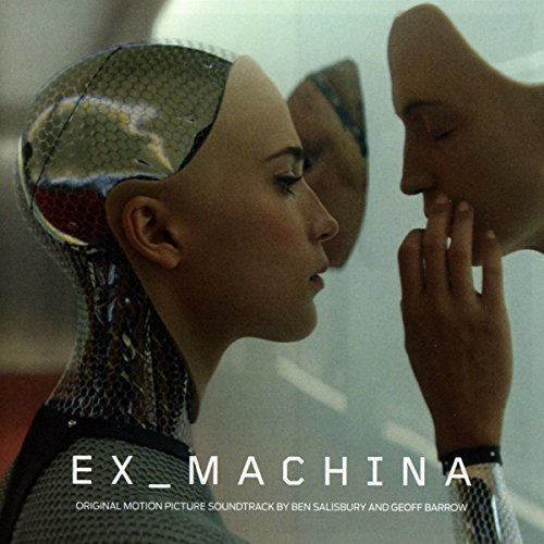 Ex Machina Soundtrack Salisbury Ben Barrow Geoff 2 CD