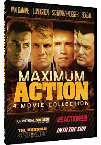 Maximum Action 4 Movie Colle Maximum Action 4 Movie Colle