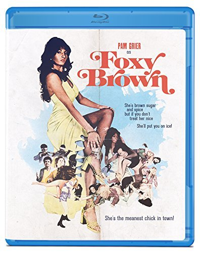 Foxy Brown Grier Fargas Brown Blu Ray R