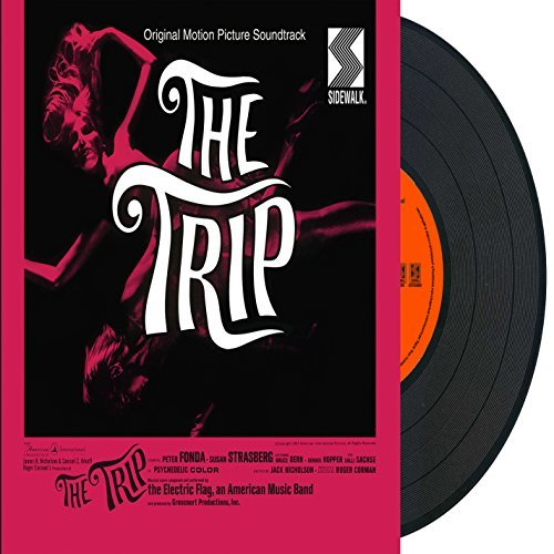 Electric Flag The Trip Soundtrack Vinyl W Digital Download Trip Soundtrack