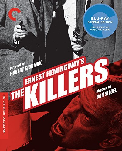 Killers (1946) Lancaster Gardner Blu Ray Nr Criterion Collection
