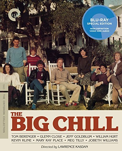 Big Chill Hurt Williams Goldblum Blu Ray R Criterion Collection