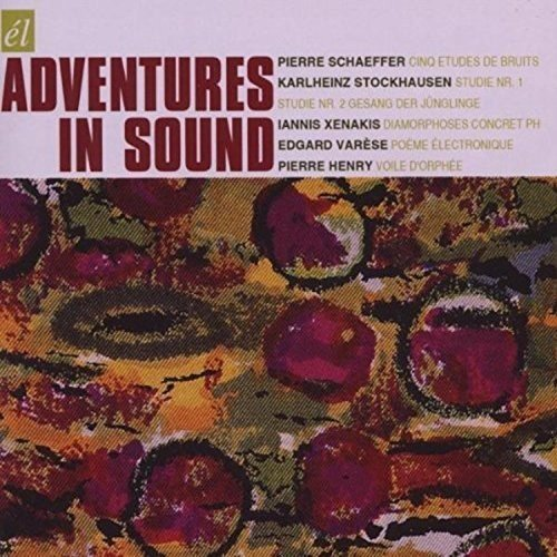 Karlheinz Stockhausen Adventures In Sound