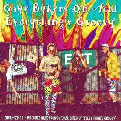 Gaye Bykers On Acid Everything's Groovy