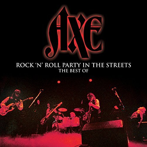 Axe Rock N' Roll Party In The Stre
