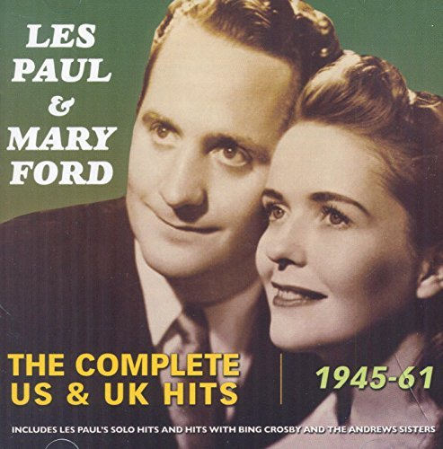 Paul Les Ford Mary Complete Us & Uk Hits 1945 61