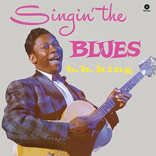 B.B. King Singin' The Blues Import Esp