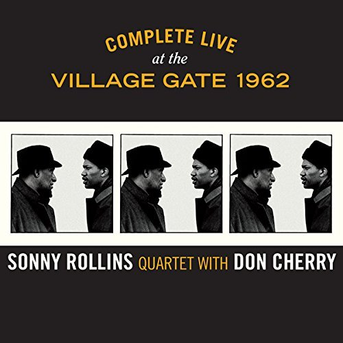 Rollins Sonny Cherry Don Complete Live At The Village G Import Esp 6 CD