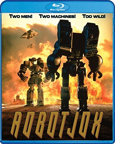 Robot Jox Graham Koslo Johnson Blu Ray Pg