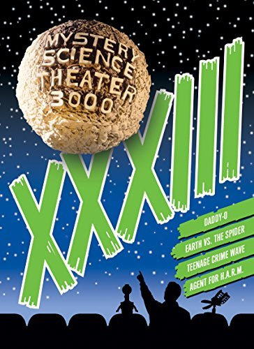 Mystery Science Theater 3000 Volume 33 Volume 33