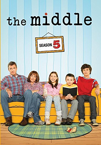 Middle Season 5 DVD R Season 5