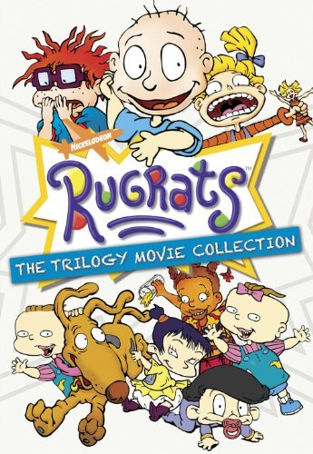 Rugrats Trilogy Collection Rugrats Trilogy Collection Nr 3 DVD
