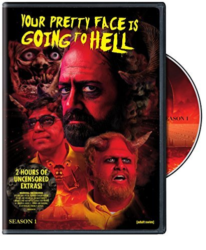 Your Pretty Face Is Going To Hell Season 1 DVD