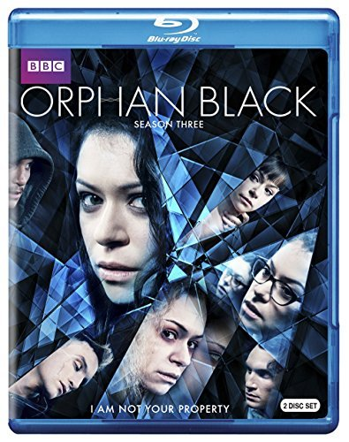 Orphan Black Season 3 Blu Ray