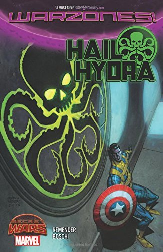 Marvel Comics Hail Hydra