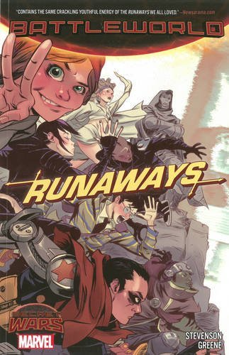 Marvel Comics Runaways Battleworld