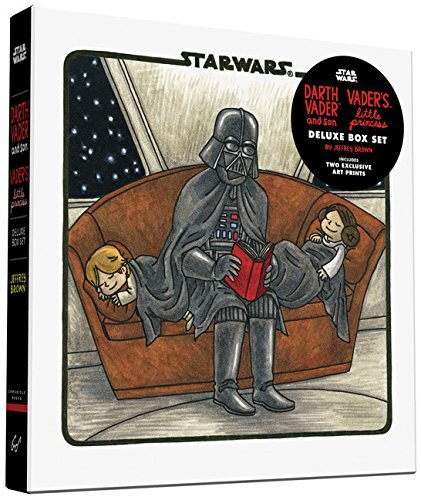 Jeffrey Brown Darth Vader & Son Vader's Little Princess Deluxe