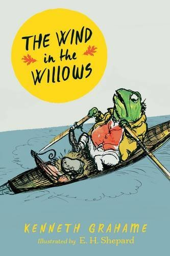 Kenneth Grahame The Wind In The Willows