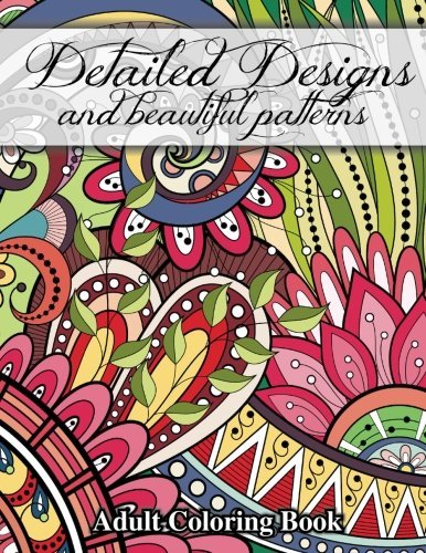 Lilt Kids Coloring Books Detailed Designs And Beautiful Patterns