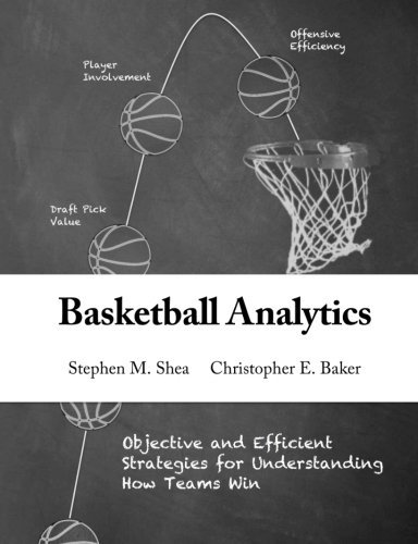 Stephen M. Shea Basketball Analytics Objective And Efficient Strategies For Understand