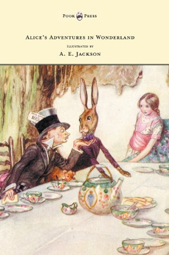 Lewis Carroll Alice's Adventures In Wonderland Illustrated By