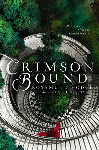 Rosamund Hodge Crimson Bound