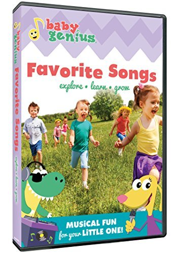 Baby Genius Favorite Children's Songs DVD