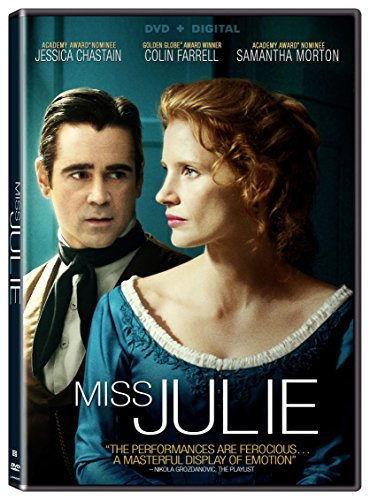 Miss Julie Chastain Ferrell DVD Pg13
