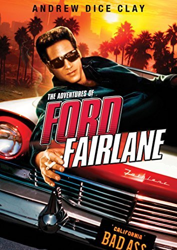 Adventures Of Ford Fairlane Clay Newton Presley Day DVD R